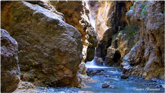 Le cascate del Catafurco - Galati mamertino (4593 clic)