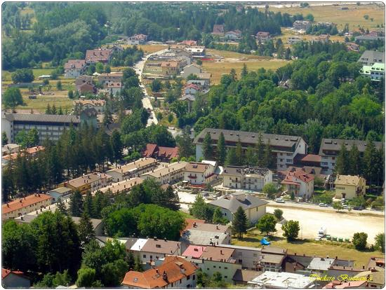 Panorama - PESCASSEROLI - inserita il 27-Jul-11