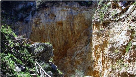 Verso le cascate del Catafurco - Galati mamertino (2612 clic)