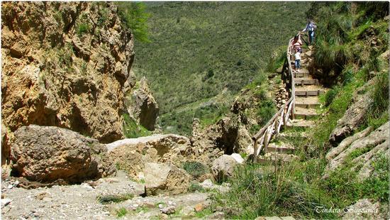 Verso le cascate del Catafurco - Galati mamertino (3131 clic)