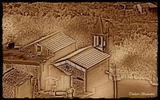 Sant'Angelo di Brolo. Chiesa a Santa Domenica - Nebrodi (2161 clic)