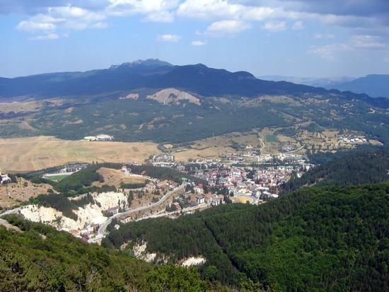 Roccaraso. Panorama (2851 clic)