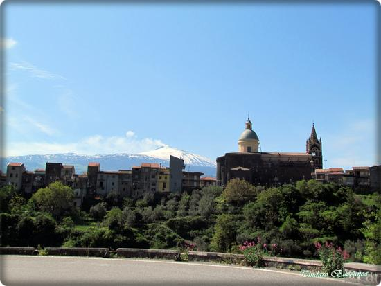 Randazzo e l'Etna (2380 clic)