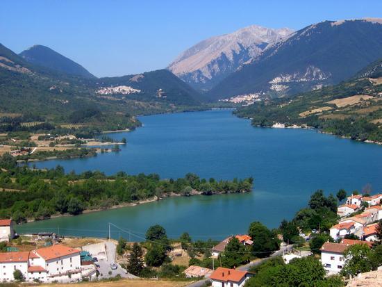 Lago Barrea (2625 clic)