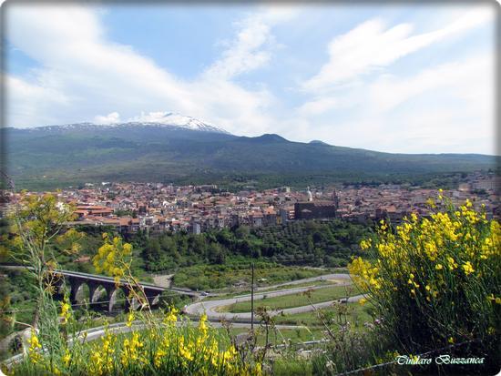 Panorama - Randazzo (2230 clic)
