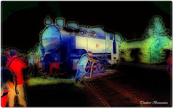 Il trenino della Sila (2227 clic)
