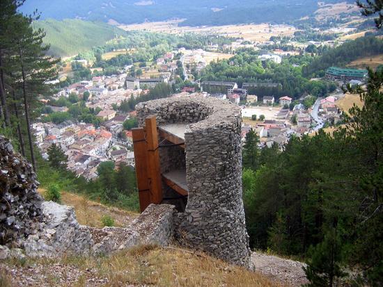 Antica torre - Pescasseroli (2402 clic)