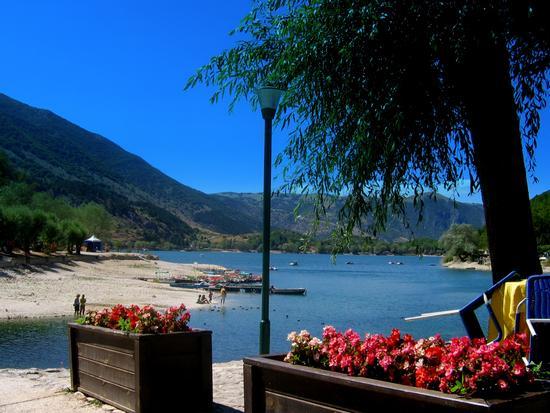 Lago di scanno (2643 clic)