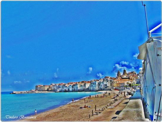 Spiaggia - Cefalù (2013 clic)