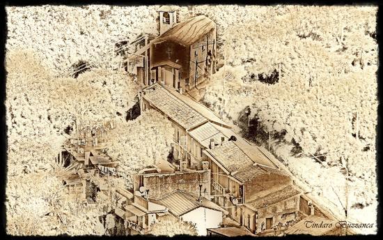 La chiesa di Francari - Gioiosa marea (2003 clic)