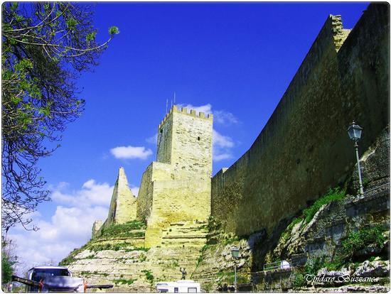 Castello di Lombardia - Enna (1681 clic)