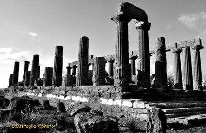 Tempio di Giunone - Agrigento (2309 clic)