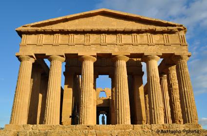 Tempio della Concordia - Agrigento (2197 clic)