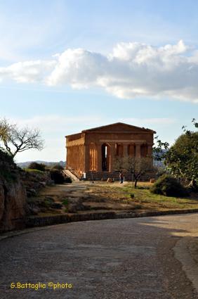 Tempio della Concordia - Agrigento (2126 clic)