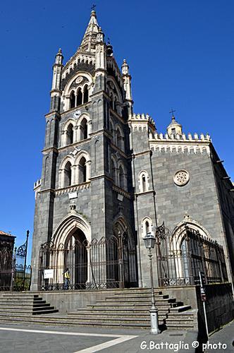 Basilica di Santa Maria - Randazzo (3154 clic)