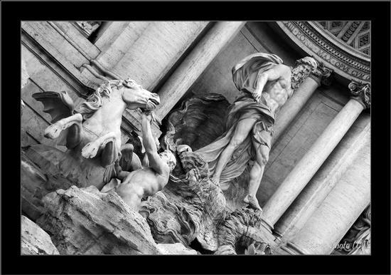 Fontana di Trevi, Roma (2395 clic)