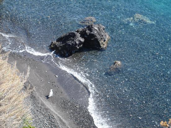 Spiaggia privata - Lipari (2884 clic)