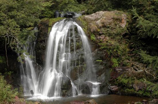 Cascata in val Biandino - Introbio (5833 clic)