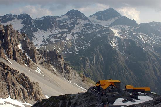 Rifugio V Alpini - Valfurva (1120 clic)
