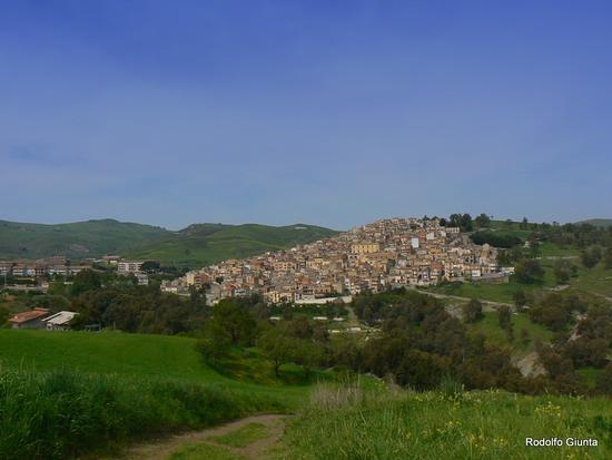 Resuttano- Panorama (5198 clic)