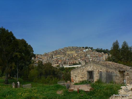 Resuttano- Panorama (3021 clic)