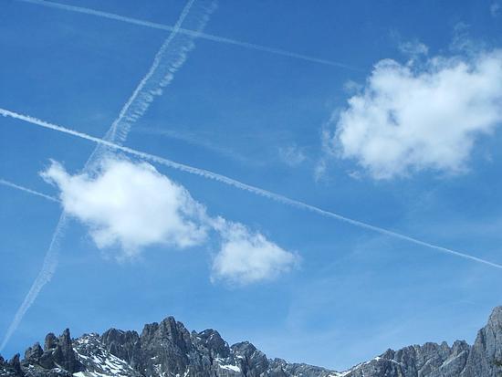 nuvole  - Agordo (1549 clic)