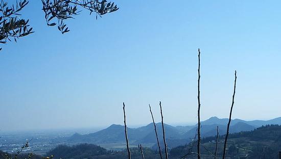 Uno sgardo sui colli - Baone (1327 clic)