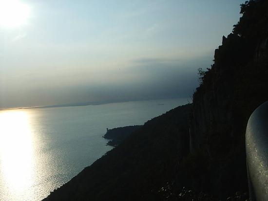 tramonto - Miramare (1696 clic)
