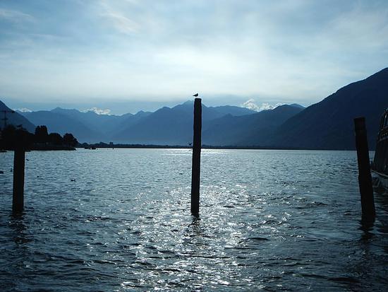Punto di vista - Lago di como (1110 clic)