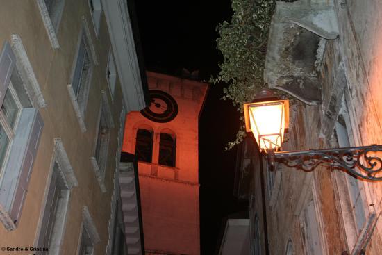 Rovereto by night - Via della Terra (3752 clic)