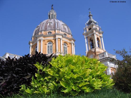 Torino - Basilica di Superga (2898 clic)