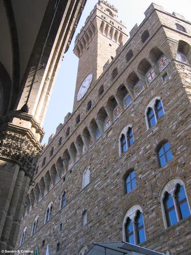 Firenze - Palazzo Vecchio (2938 clic)
