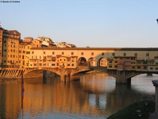 Firenze - Ponte Vecchio (2842 clic)