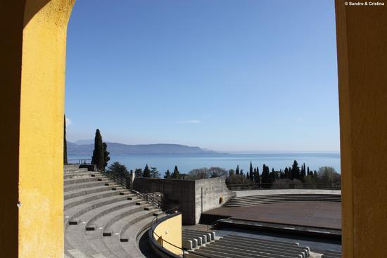 Gardone Riviera - Il Vittoriale - Teatro (4015 clic)