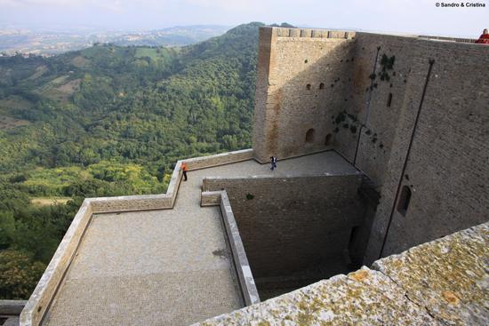 Montefiore Conca - La Rocca (3287 clic)