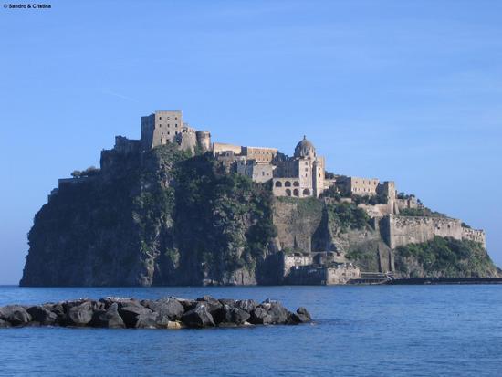 Isola d'Ischia - Castello Aragonese (4953 clic)