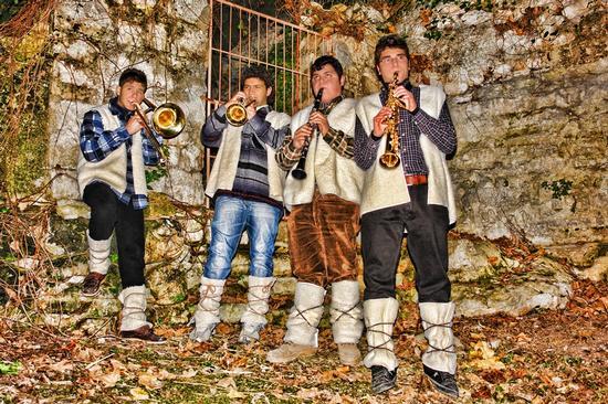 Musicanti di Novena Natalizia (920 clic)