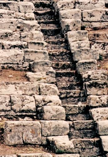 teatro greco - Tindari (3946 clic)