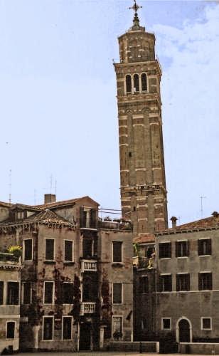 campanili pendenti a venezia (6256 clic)