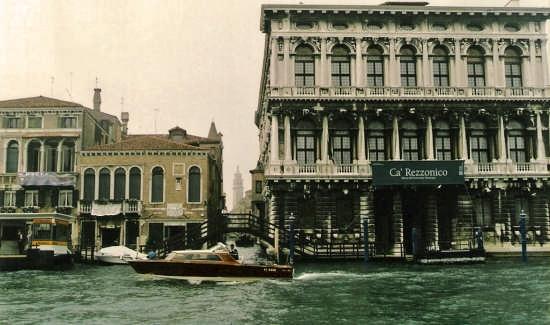 Ca' Rezzonico - Venezia (2516 clic)