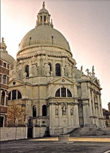 chiesa della salute - Venezia (8673 clic)