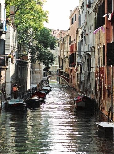 Canal - Venezia (10018 clic)