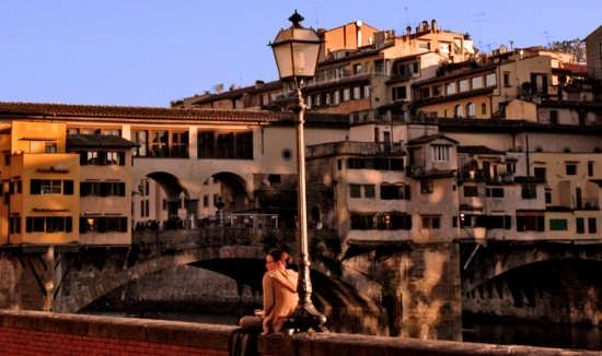 ponte vecchio - Firenze (3229 clic)