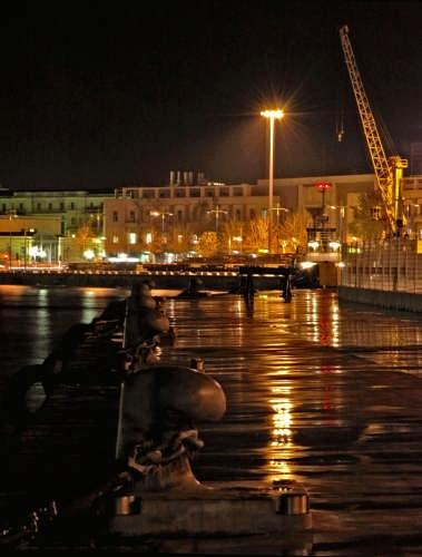 notte al porto - Messina (3497 clic)