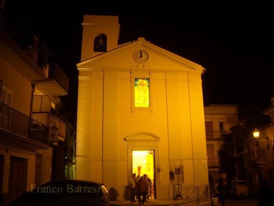 Nizza di Sicilia, la chiesa di S. Giuseppe (4590 clic)