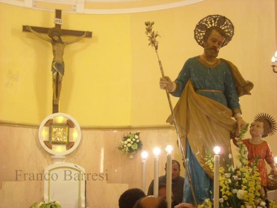 Nizza di Sicilia. la festa di S.Giuseppe  (6754 clic)