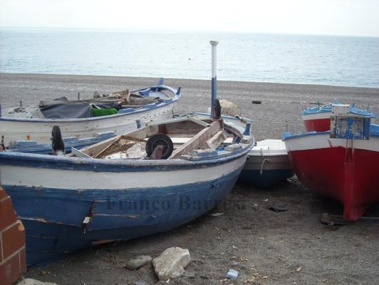 Barche - Nizza di sicilia (1908 clic)