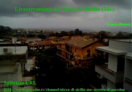 Promo WebCam da Nizza di Sicilia. (2298 clic)