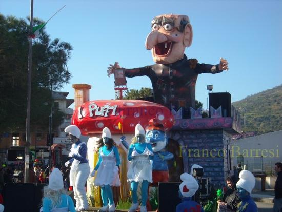 Carnevale nizzardo 2012 - Nizza di sicilia (2504 clic)