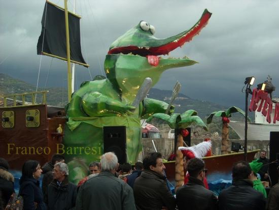 Carnevale nizzardo 2012 - Nizza di sicilia (2234 clic)